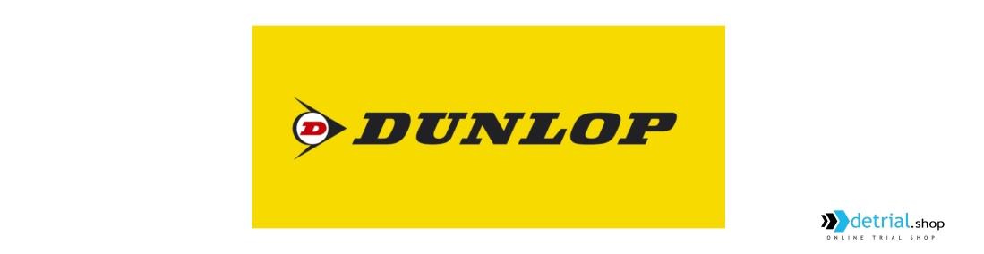 Neumáticos dunlop trial