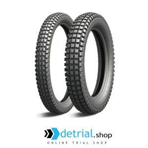 Neumáticos 2,75 x 18 (vrm021) 48p, Trial