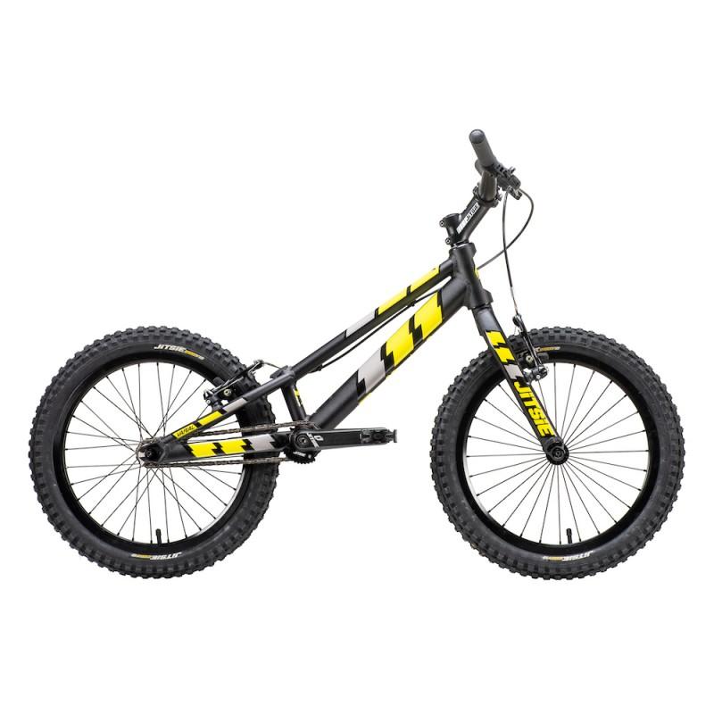 bici de trial pequeña